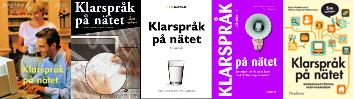 Alla upplagor av Klarspråk på nätet