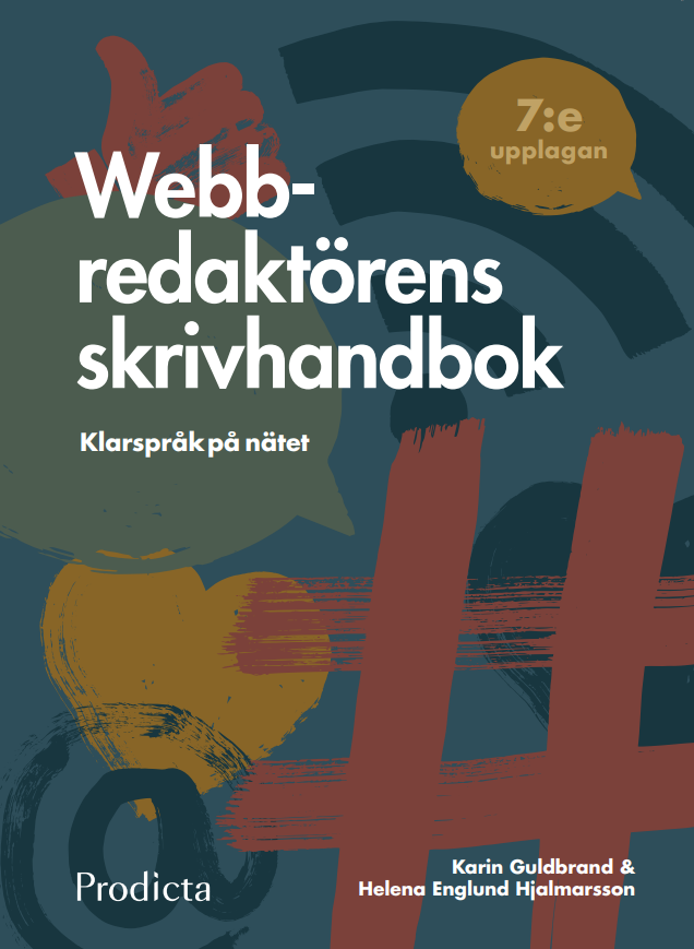 Webbredaktörens skrivhandbok